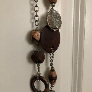 Beaded Boho Necklace